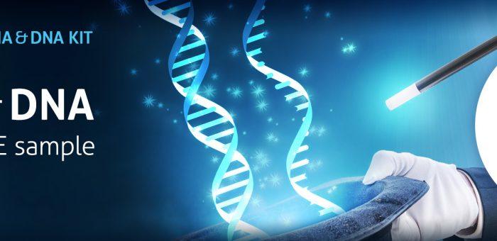 Új termék a Blirt-től: DNS és RNS együttes izolálása egy mintából